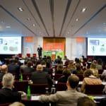 Global market for bioplastics