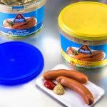 IML barrier plastic pail keeps