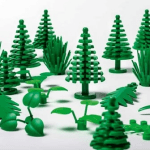 First sustainable LEGO bricks