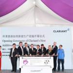 Clariant eröffnet neue Produktionsanlagen
