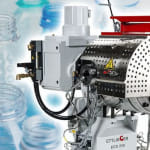 Melt filtration in challenging