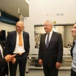 Evosys Laser GmbH feiert Umzug