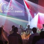 BGS Beta-Gamma-Service pokazuje