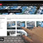 The new Moretto website is