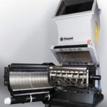Rapid introduces two granulator