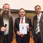 "Winner of the 2012 ""Sustainable"