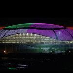 Tworzywa sztuczne na arenach