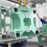 Plastics machinery sales to