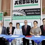 Arburg agrees further educational