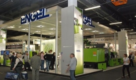 Engel at Plastpol 2019