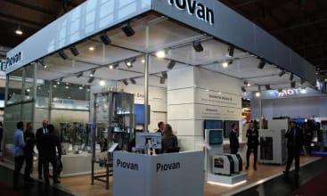 Piovan Group non-active participation