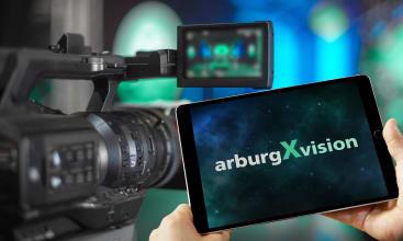 2021 geht Arburg live auf