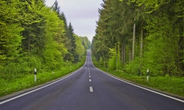 """Coraz więcej """"zielonych"""" dróg"""