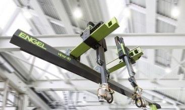 Engel automation at Fakuma