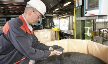 Lanxess started up new line