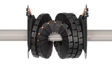 Bęben kablowy dla prowadników