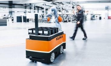 Premiera nowych robotów KUKA
