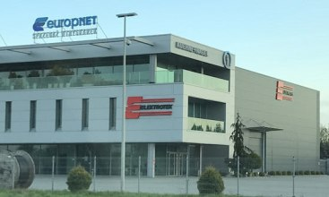 Nowy oddział firmy Europnet