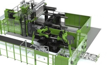 ENGEL automation on show at