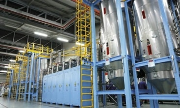 Moretto's automations at Chinaplas