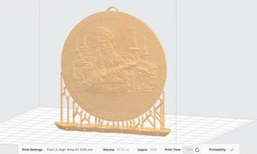 Wykorzystanie druku 3D w niskoseryjnej
