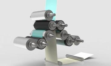 System jednoczesnego silikonowania