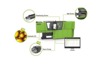 Condition monitoring for hydraulic