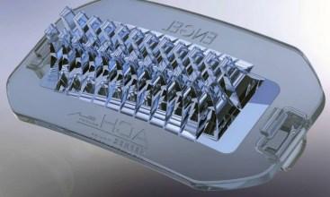 Sophisticated LED lenses made