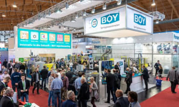 What's new at Boy? - Fakuma