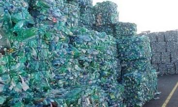 Recykling PET w 2017 r. na