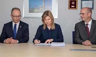 Anwil podpisał umowę na budowę