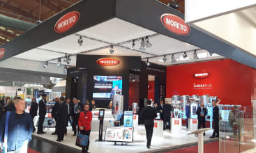 Moretto at Chinaplas 2019