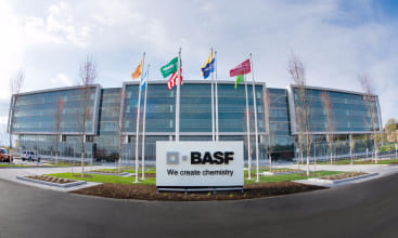 BASF signs exclusive contract