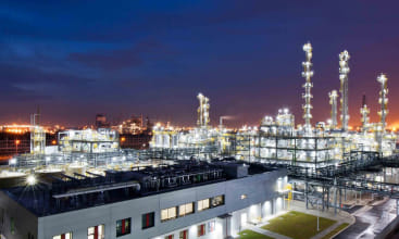 Lanxess achieved stable growth