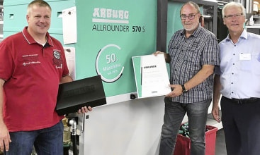 Anniversary: 50th Allrounder