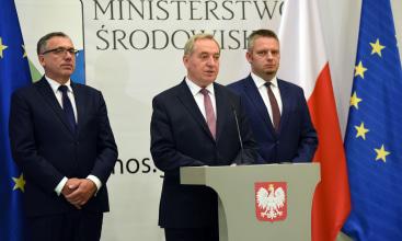 Minister Kowalczyk: narasta