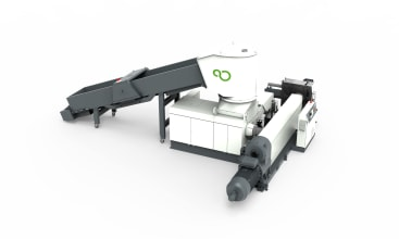 Pure Loop presents a new shredder-extruder