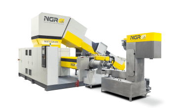 NGR представила новый Shredder-Feeder-Extruder