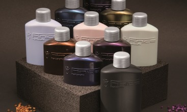 Plastics coloring: sustainable