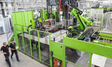 Engel at JEC World 2020 in