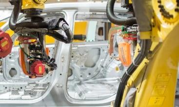 FANUC supplies 3,500 robots