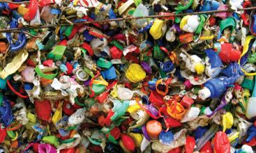 Recykling jest ważny nawet