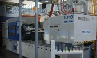 Wtryskarki elektryczne Toyo
