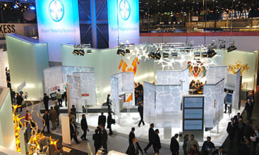 Before the trade fair K 2010