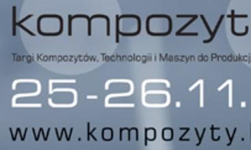 Targi Kompozyt - Expo: nowość