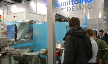 Sumitomo Demag after K 2010
