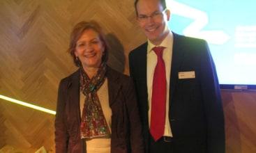Vera Fritsche z VDMA i Thomas