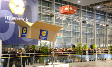 The final run-up to the interpack