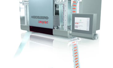 Heidelberg at interpack 2011