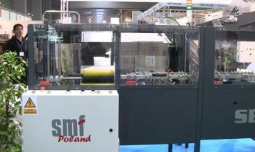 SMF z maszynami na Pakfoodzie